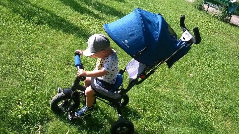 Rowerek trójkołowy KinderKraft