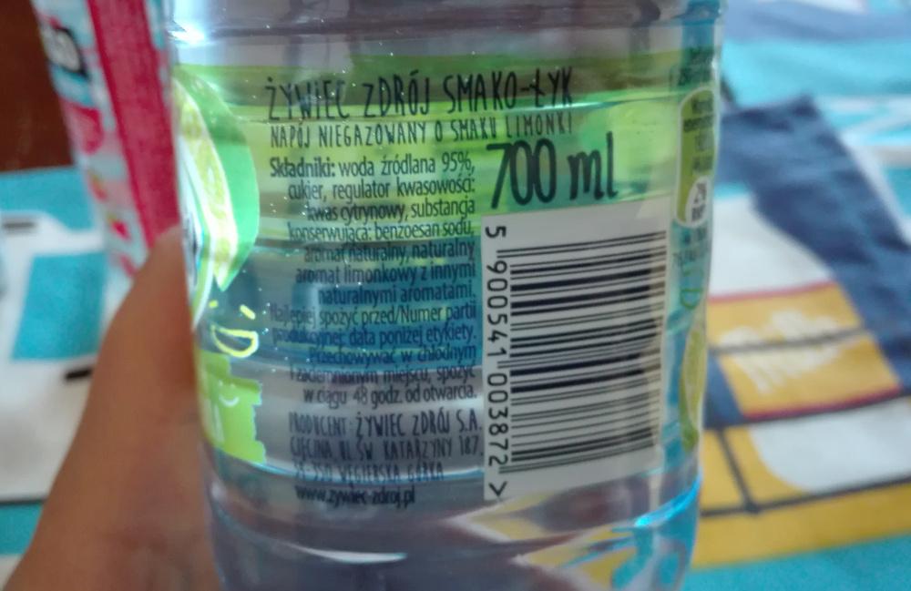 wody smakowe dla dzieci