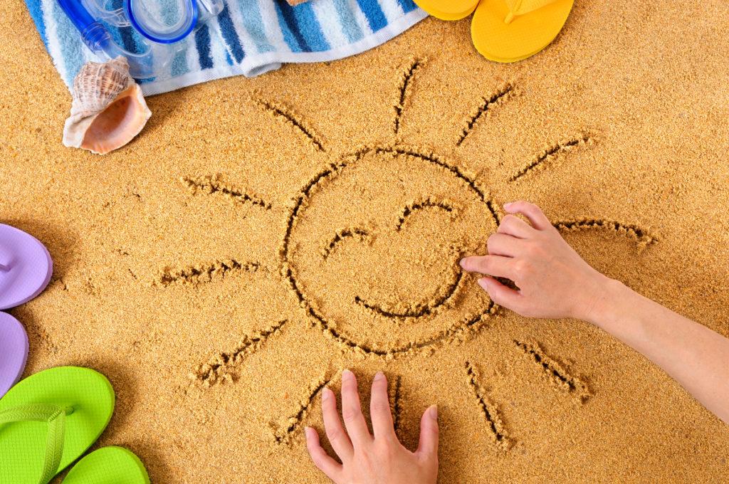 Idealne wakacje z dzieckiem!