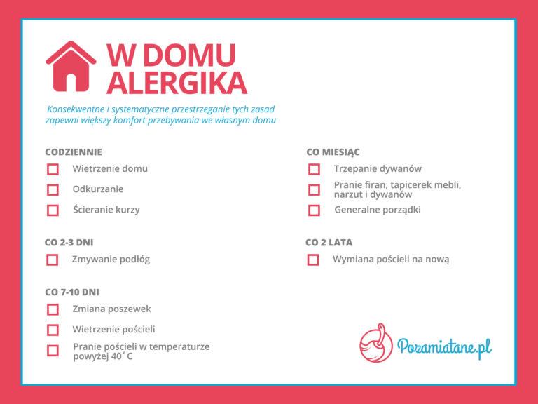 Alergia na roztocza - jak z nią żyć? 2