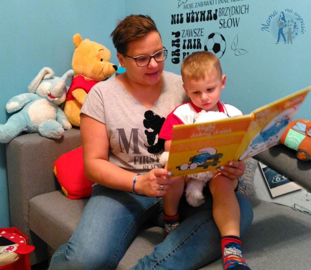 Wspólne czytanie a rozwój dziecka