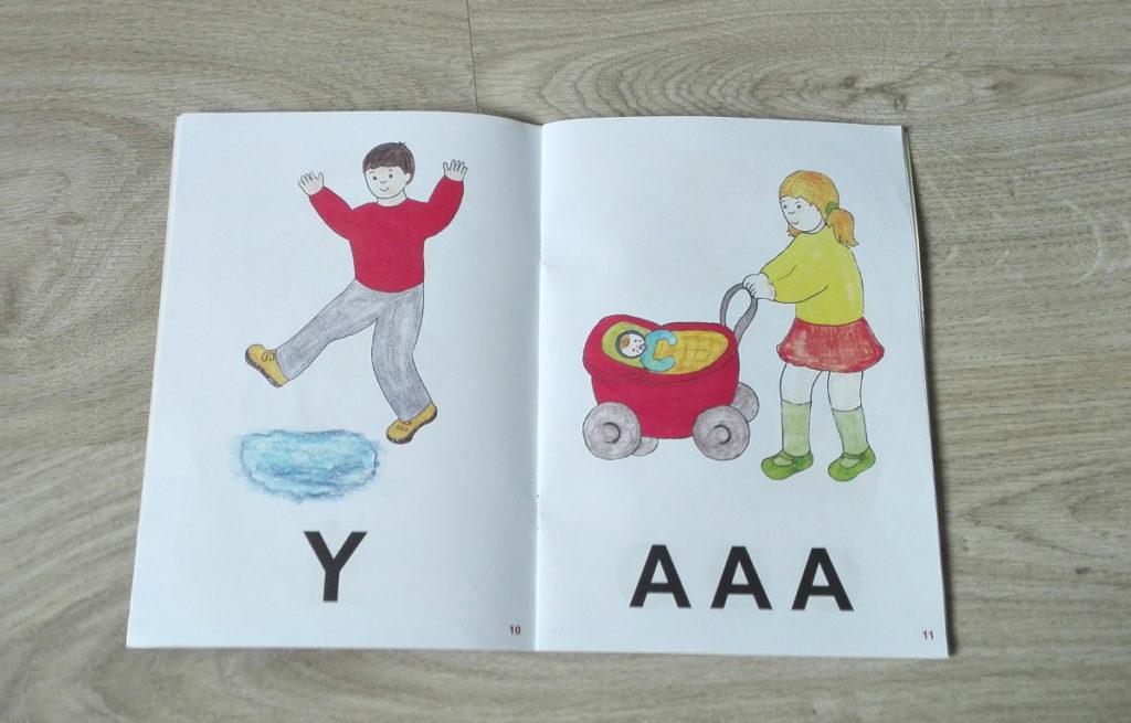 książki wspierające rozwój mowy