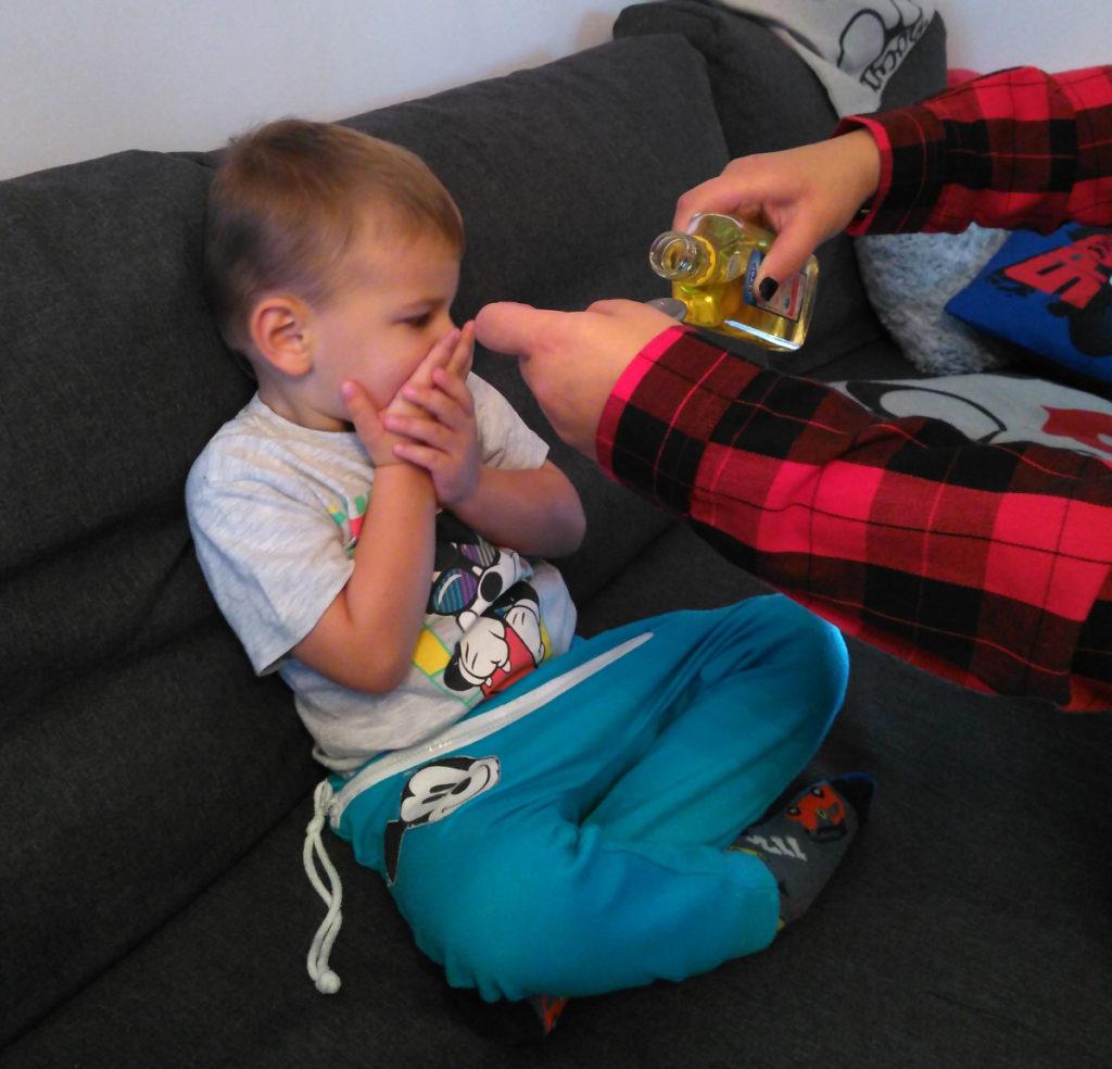 Jak zachęcić dziecko do brania leków?
