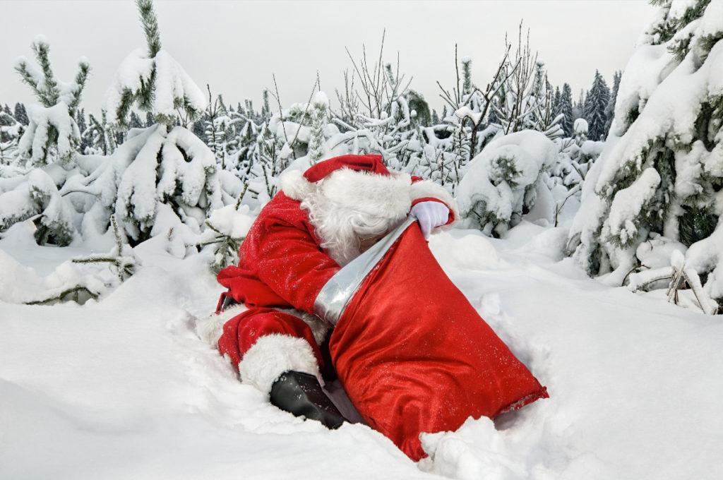 Święty Mikołaj – mówić dziecku, że istnieje?