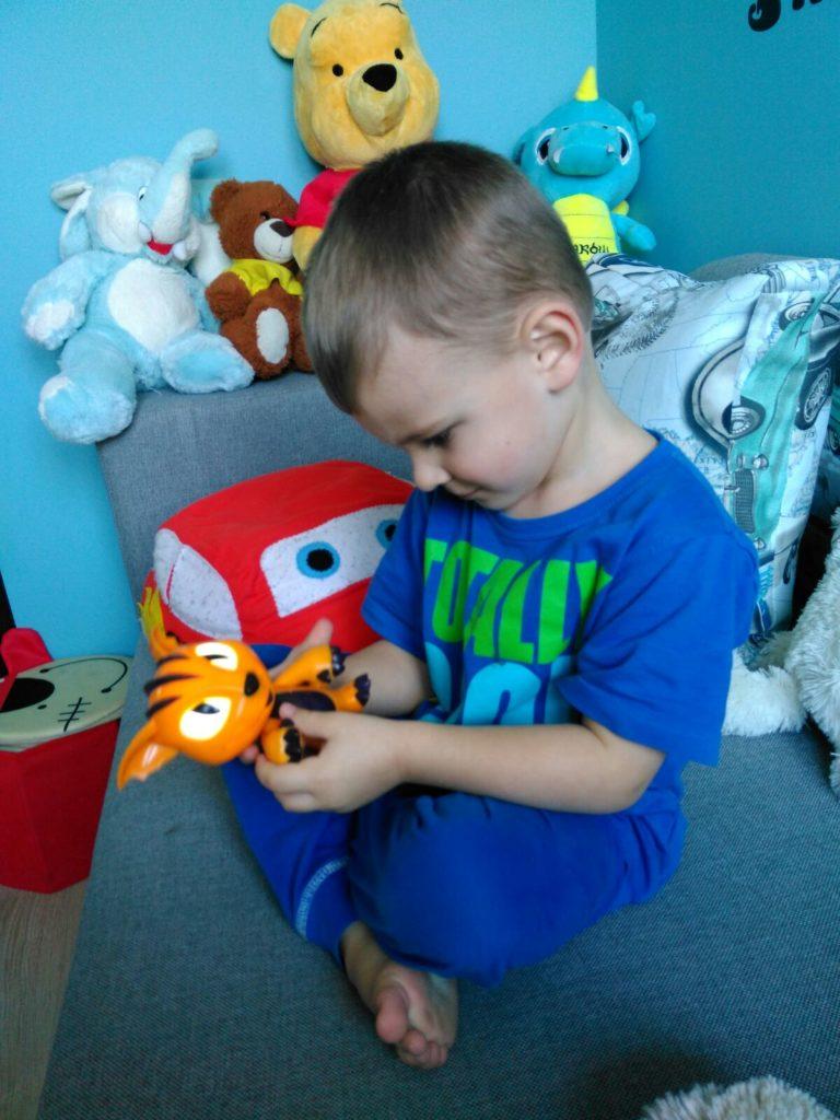 Pomysł na prezent dla trzylatka – Magic Jinn