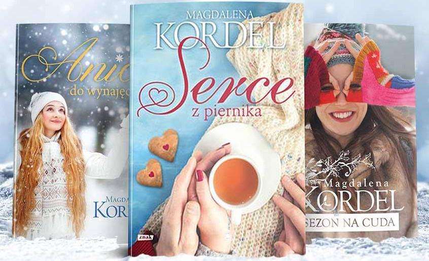 Wpraw się w świąteczny nastój za pomocą książek Magdaleny Kordel