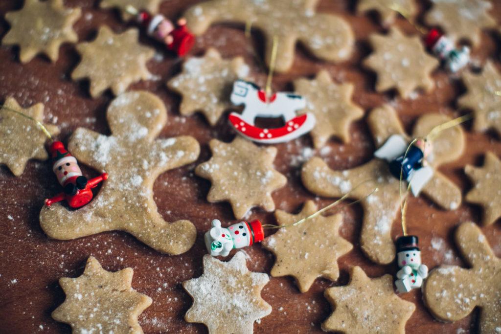 Ciasteczka korzenne na Święta 1