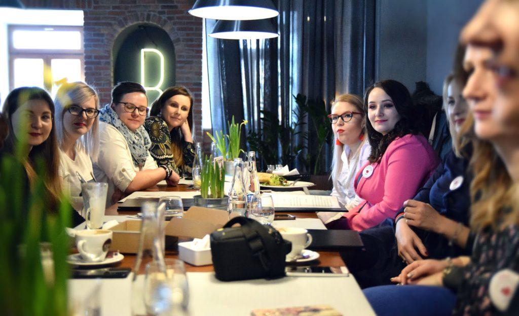 Blogerki plotkują, czyli spotkanie blogerek Miłość do pasji w Lubartowie 4