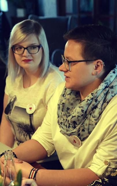 Blogerki plotkują, czyli spotkanie blogerek Miłość do pasji w Lubartowie 2