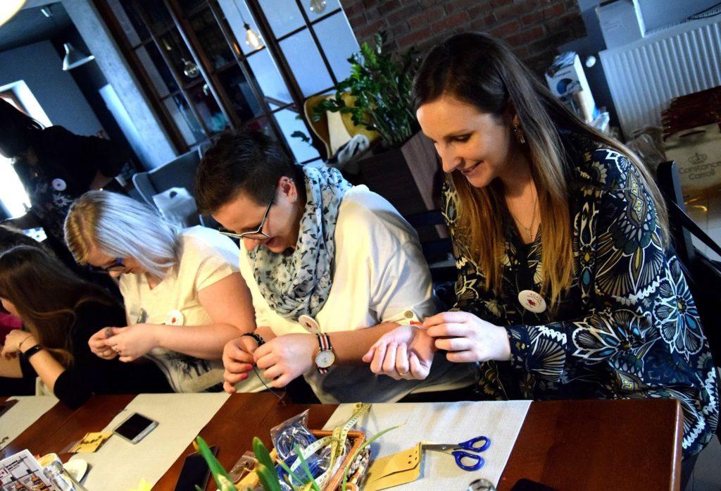 Blogerki plotkują, czyli spotkanie blogerek Miłość do pasji w Lubartowie 7