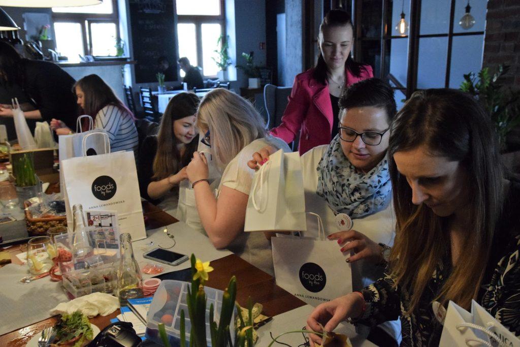 Blogerki plotkują, czyli spotkanie blogerek Miłość do pasji w Lubartowie 12