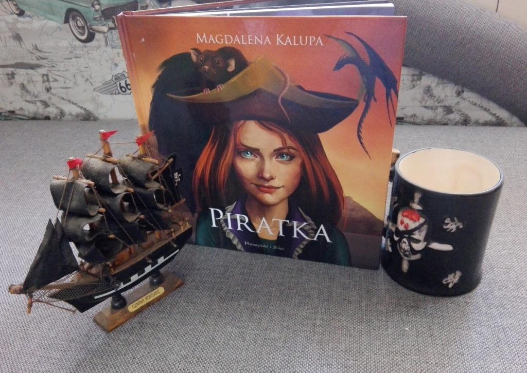 Piratka – czy dziewczyna może być królem piratów?