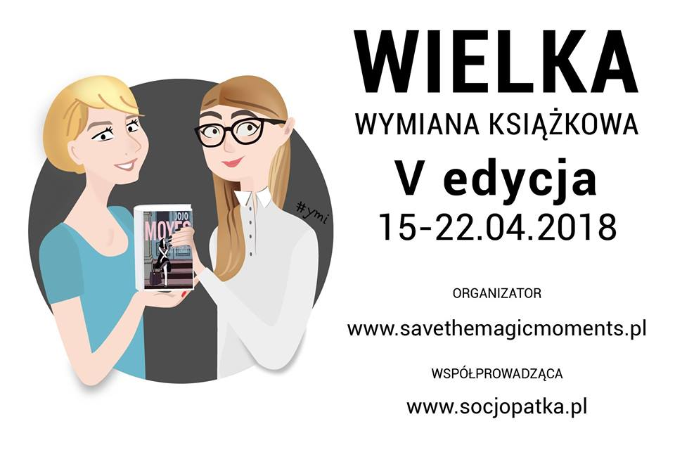 Wielka Wymiana Książkowa rusza po raz piąty! 1