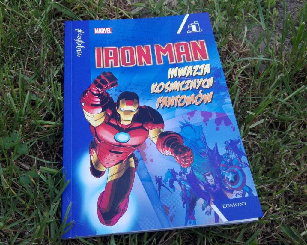 Ironman. Inwazja kosmicznych fantamów