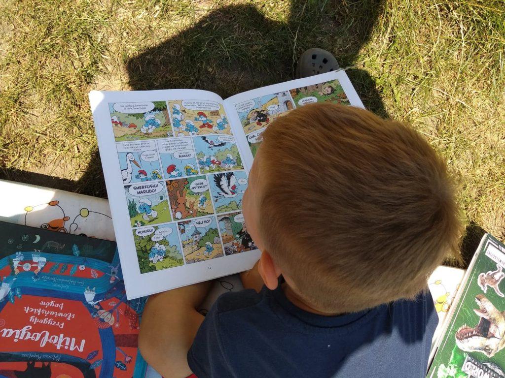 Książki idealne na wakacje 4