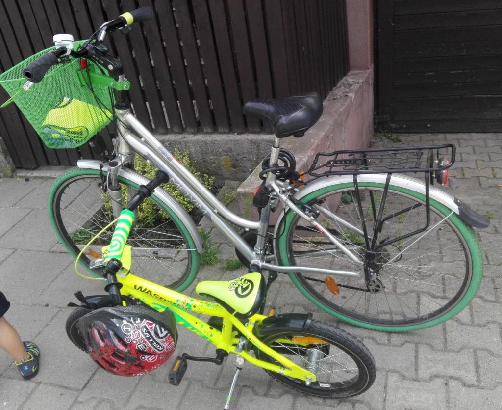 Rodzinna wycieczka rowerowa – co zabrać?