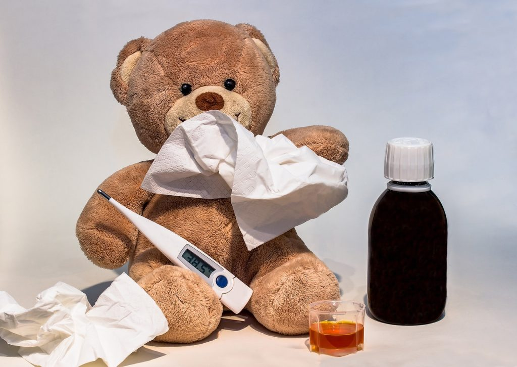 choroby przedszkolaka