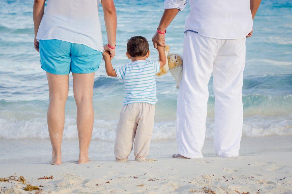 Idealne wakacje z dzieckiem