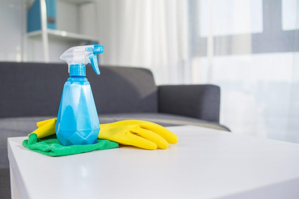 domowe środki do sprzątania