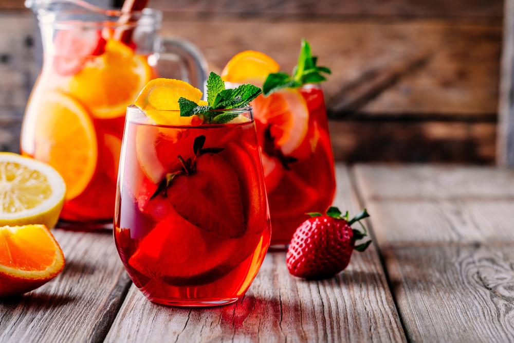 domowe herbaty owocowe