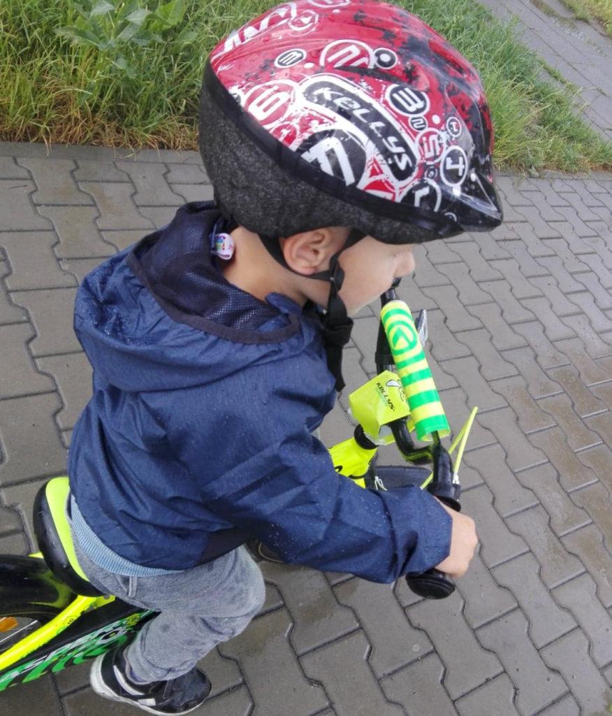 Kask dla małego rowerzysty – wybierz mądrze!
