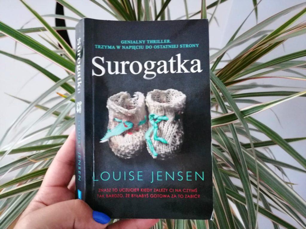 Surogatka – książka o emocjach związanych z niemożliwością posiadania dzieci