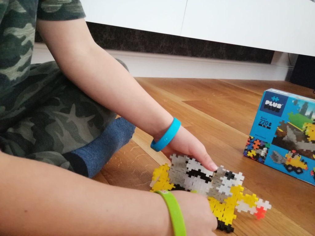 klocki dla dzieci