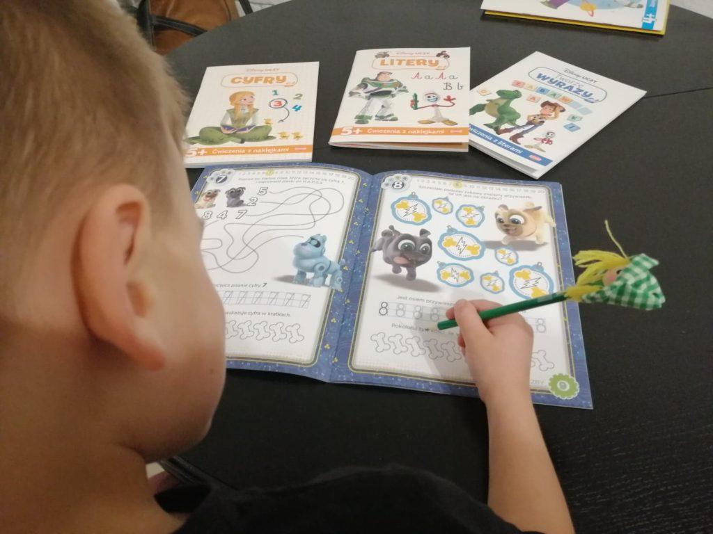 Disney uczy, czyli nauka z bohaterami z bajek