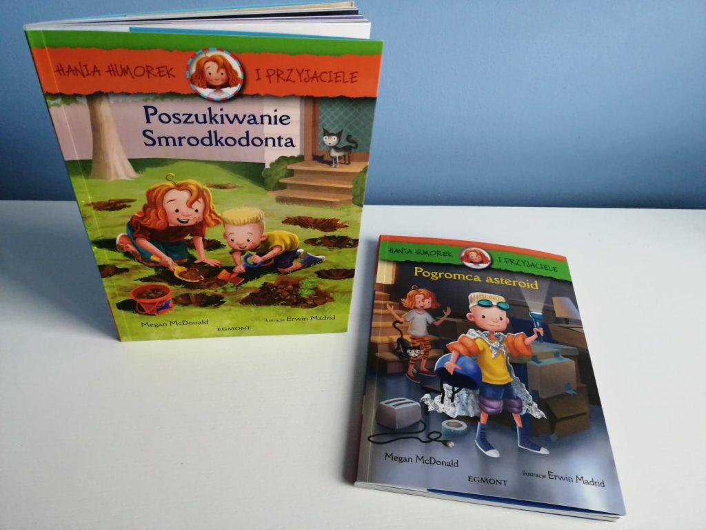 Hania Humorek – ciekawa seria książek dla dzieci