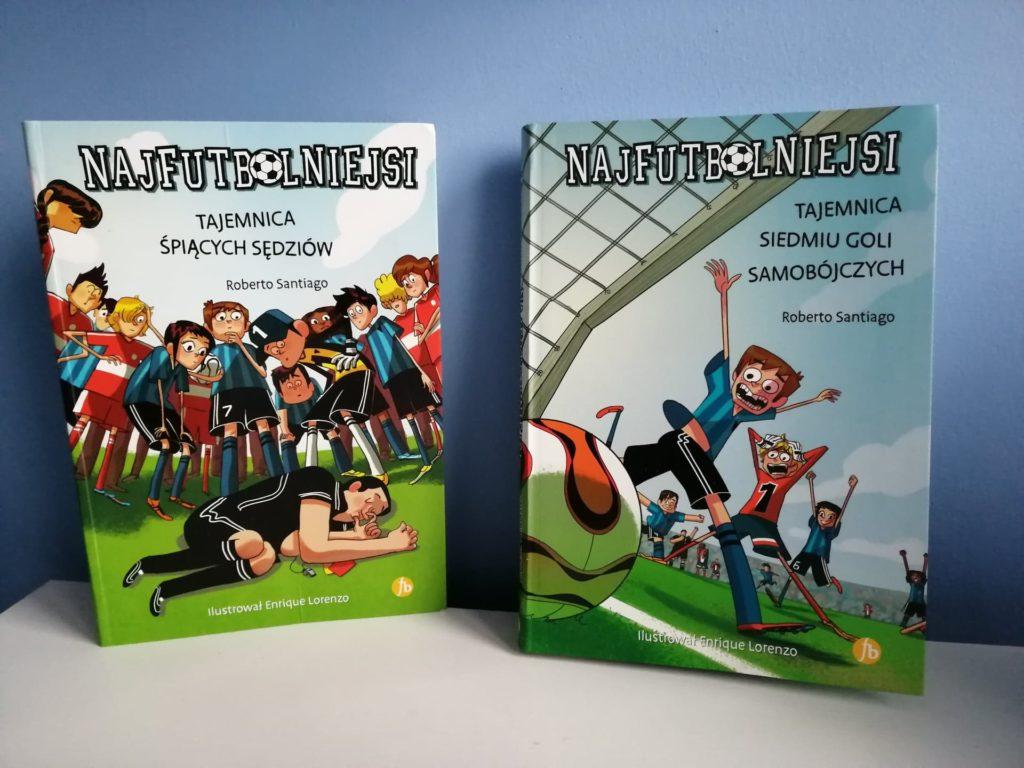 Najfutbolniejsi – książka o futbolu i przyjaźni
