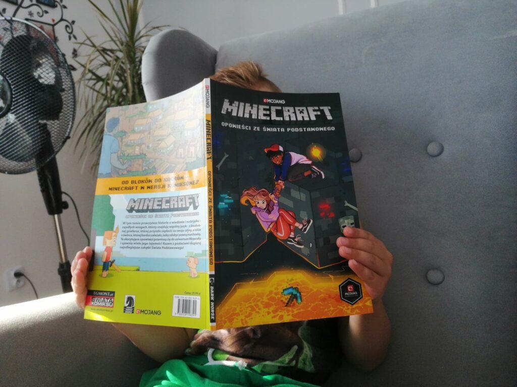 Gratka dla fanów Minecrafta