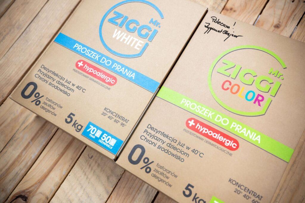 Innowacyjne proszki do prania dla alergika