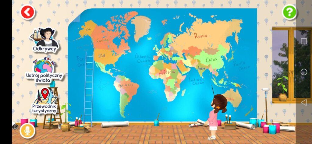 globus interaktywny IQ Globe