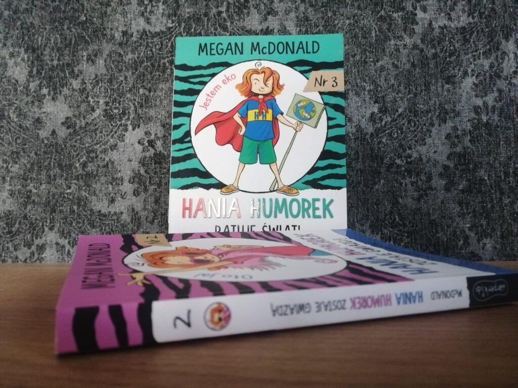 Zwariowane przygody Hani Humorek od HarperKids