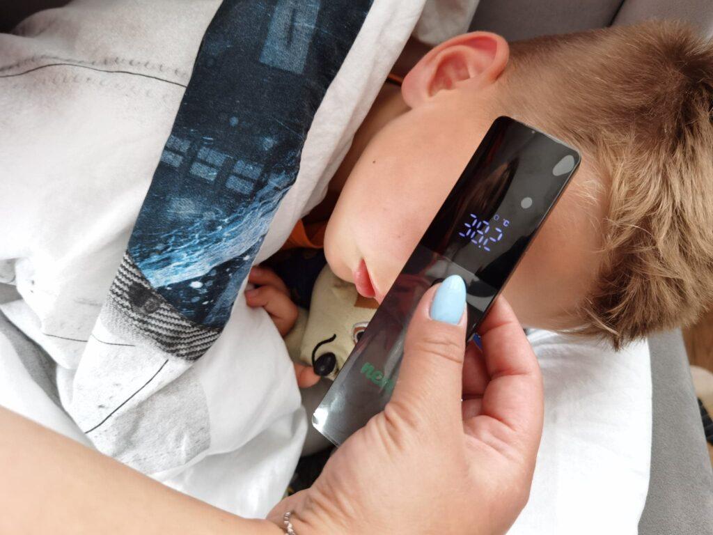 Termometr bezdotykowy – jaki wybrać?