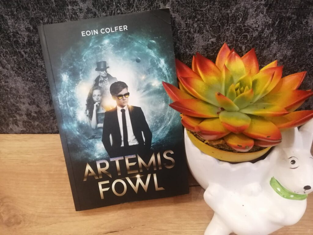 Artemis Flow – książka  dla młodzieży, którą z chęcią przeczytają dorośli